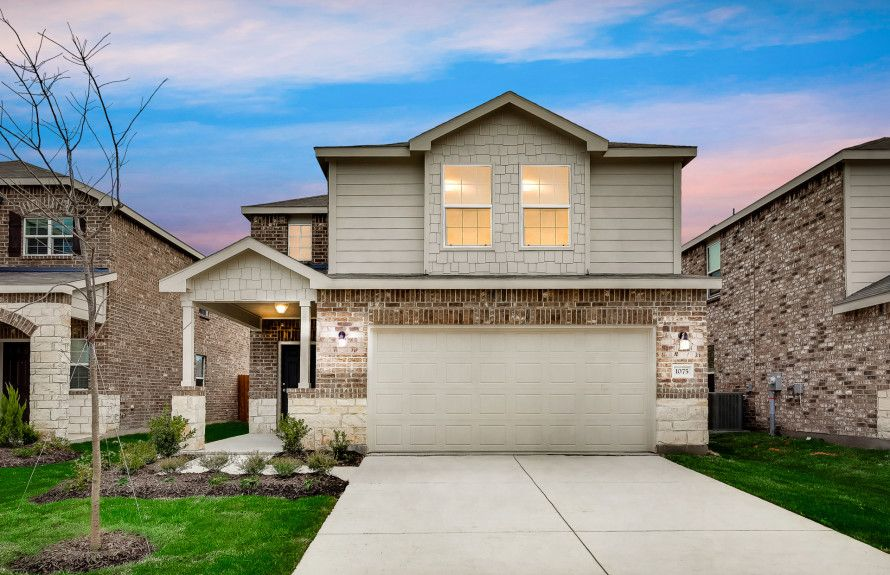 New Homes in Forney, Texas