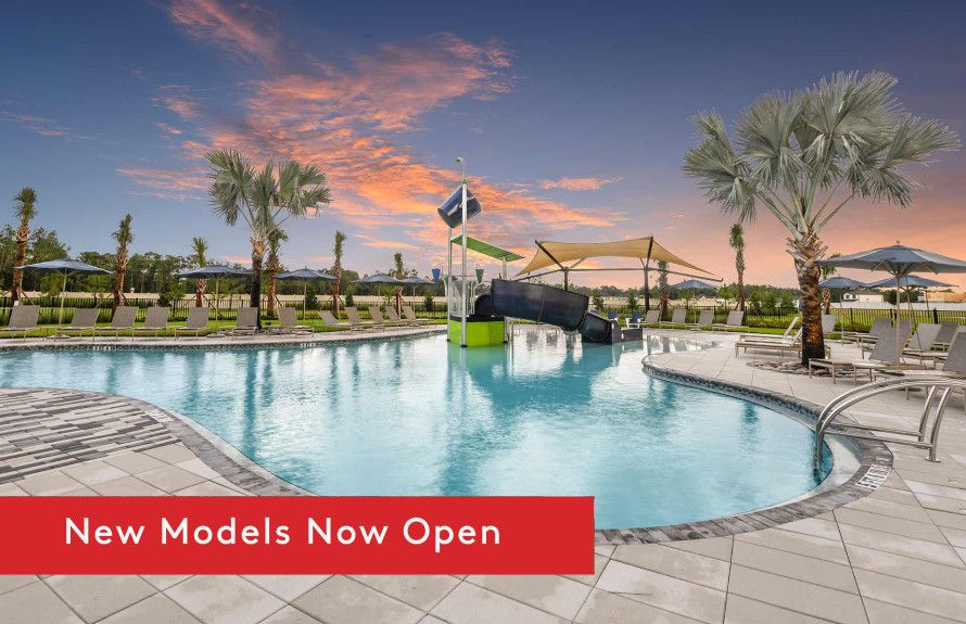 New Models Now Open