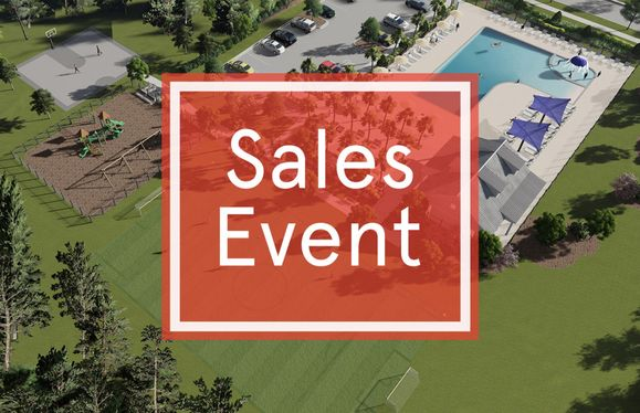 Sales Event Extended!