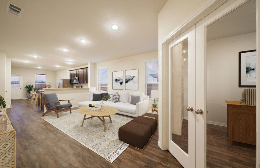 Independence:Virtual Image - Entry into Main Living Areas