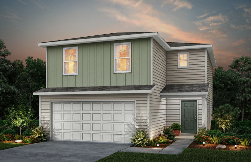Pierce:Home Exterior HC101