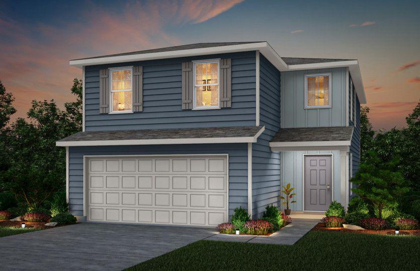 Exterior:Home Exterior HC101
