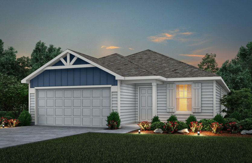 Independence:Home Exterior HC103