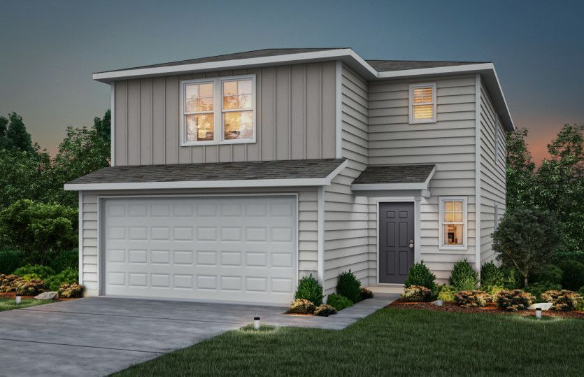 Lincoln:Home Exterior HC101