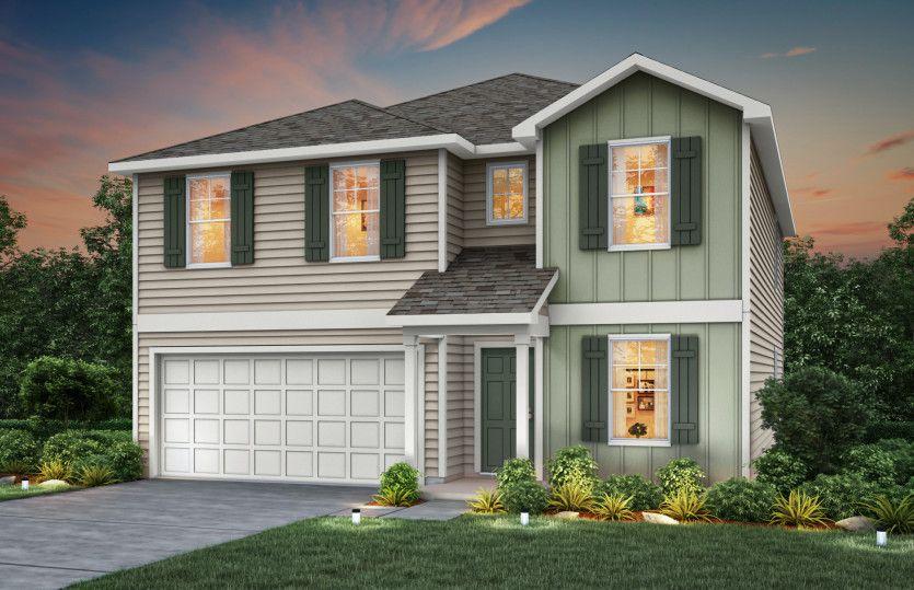 Exterior:Home Exterior HC102