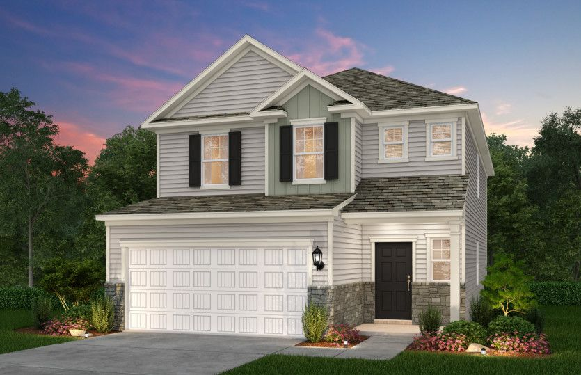 Exterior:Murray Elevation LC2H