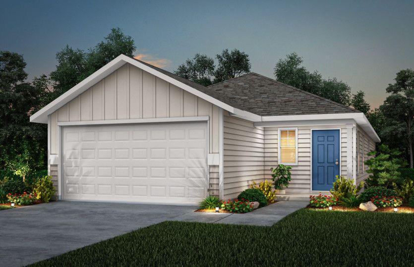 Taft:Home Exterior HC102