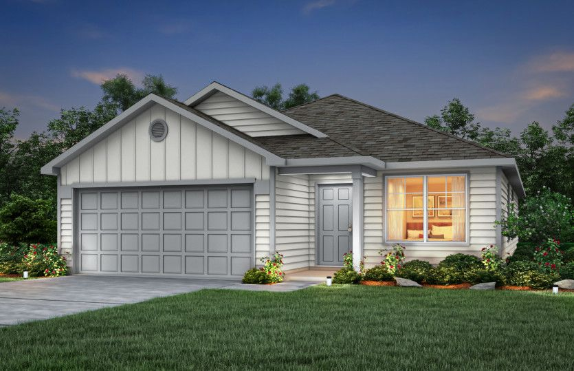 Independence:Home Exterior HC102