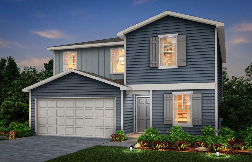 Sandalwood:Home Exterior HC101