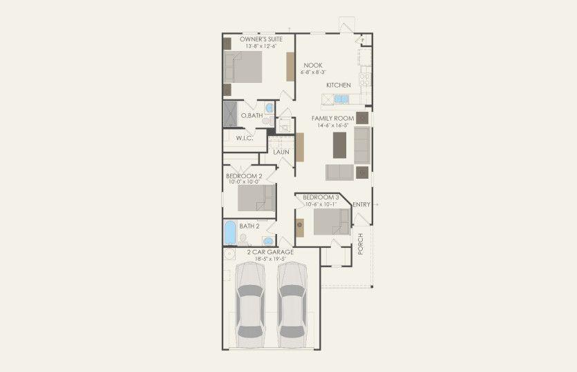 Adams:Adams Floor Plan