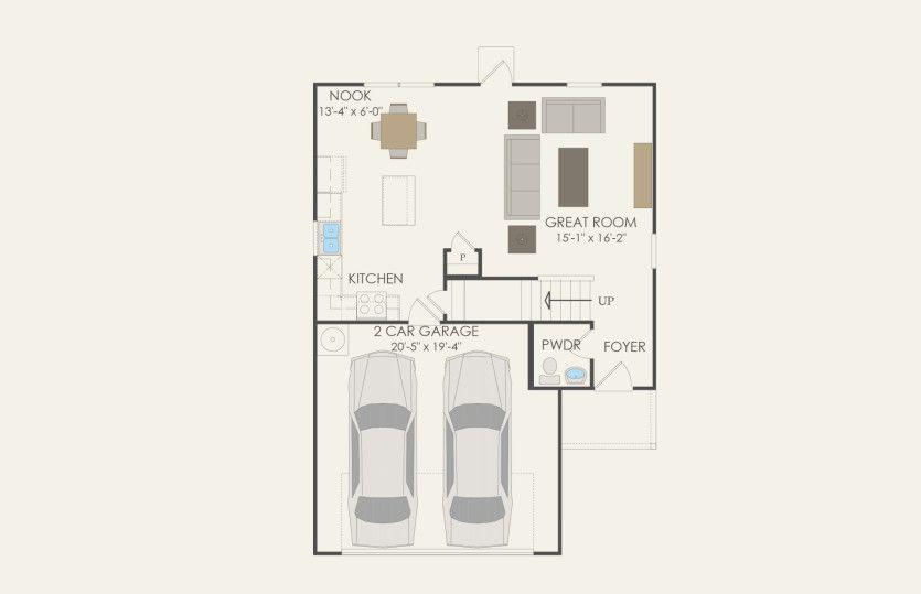 Pierce:Pierce First Floor