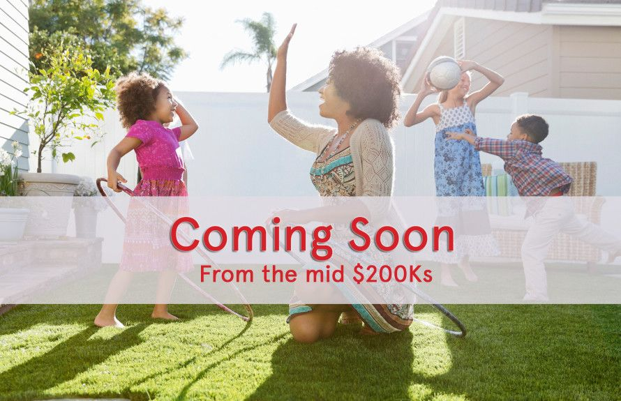 Affordable New Centex Homes