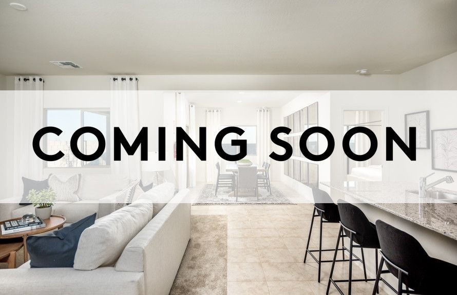 Marana Homes Coming Soon