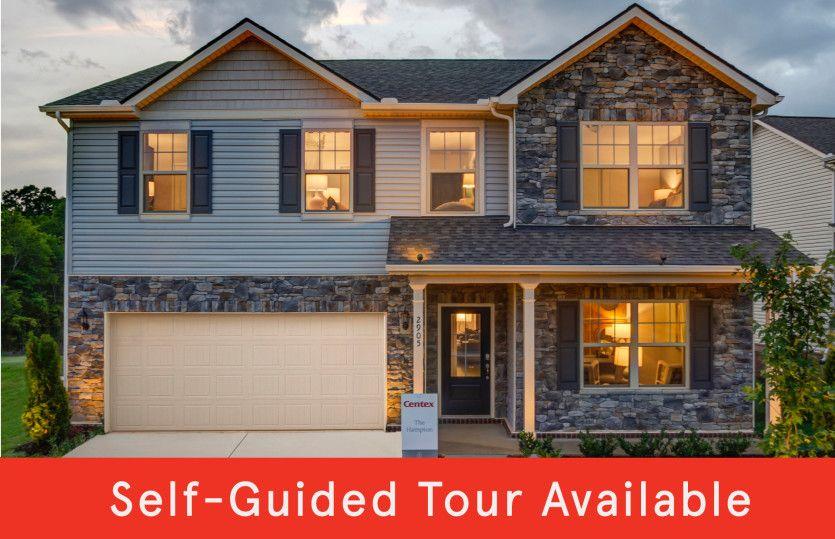Hampton:Hampton Self-Guided Tour Available