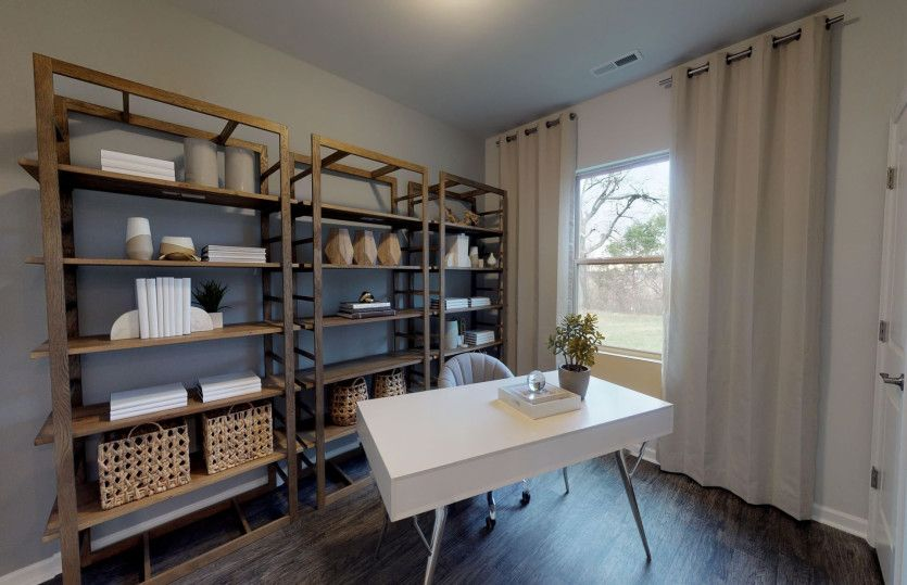 Harris:Study for working from home or flexible space for hobbies