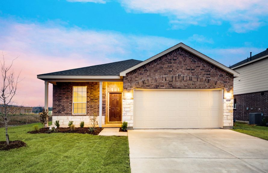 New Homes in Aubrey, Texas