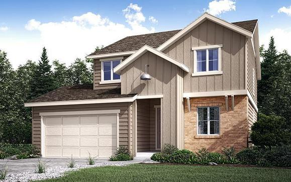 Rendering of 40222 at Mayfield in Thornton by Century Communities