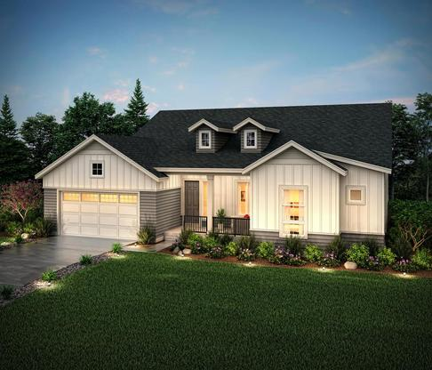 Rendering of 60150 E:60150 Elevation A