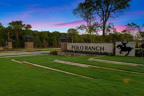 Polo Ranch Entrance