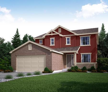 Rendering of Residen:Tanglewood - Residence 40252-G