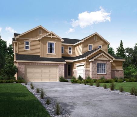 Rendering of Residen:Tanglewood - Residence 50280-G