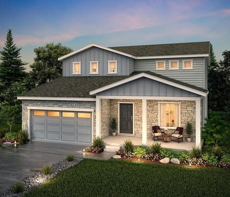 Rendering of 39209 E:39209 Elevation B