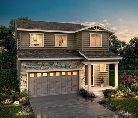 Rendering of 29204 E:29204 Elevation A