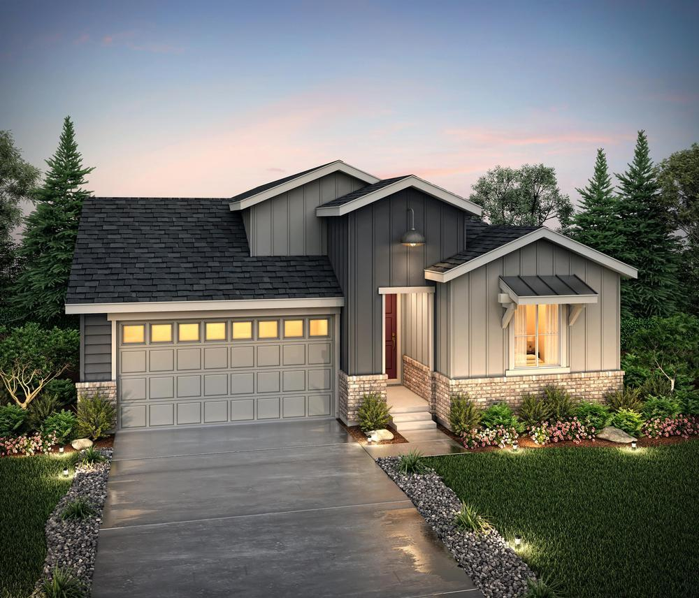 Rendering of plan 40:Skyline Ridge 40120 E