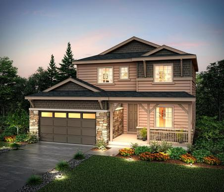 Rendering of Residen:Skyline Ridge 40222 F