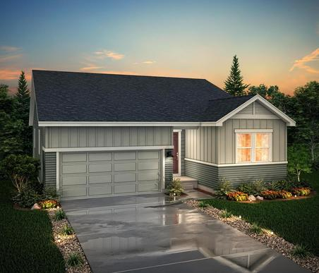 Meridian Ranch Resid:39102 Elevation A