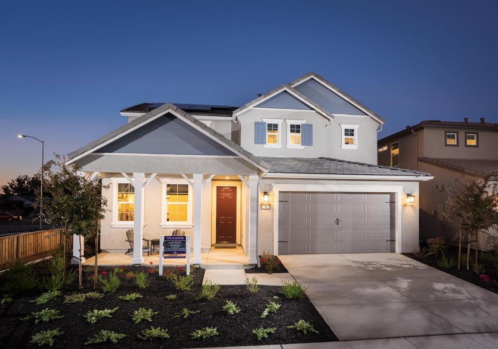Mariner Exterior at :Mariner Exterior at Cerrato in Hollister by Century Communities