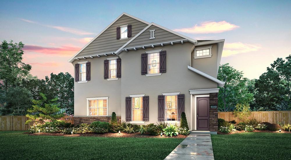Elevation C Cottage:Elevation C - Cottage
