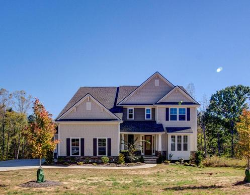 Elevation option at :Tremendous green space