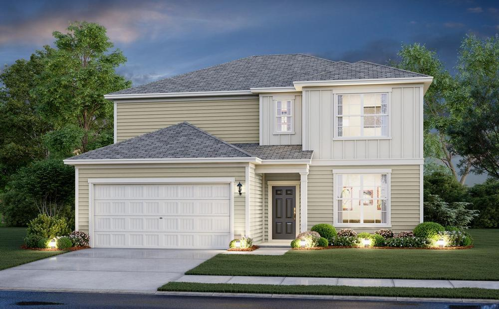 2 story home with sp