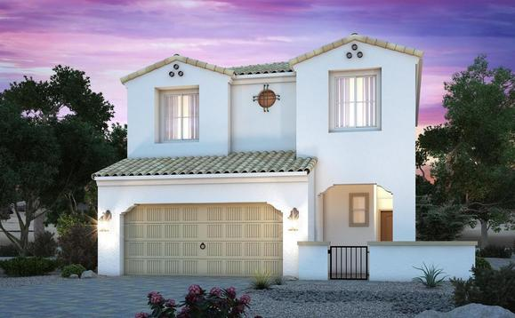 Residence 1731 Andal:Residence 1731 | Andalusian Elevation