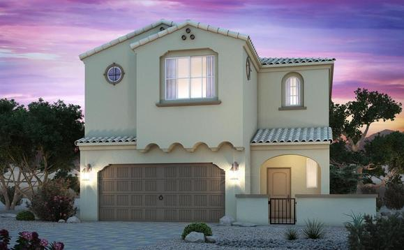 Residence 2126 Andal:Residence 2126 | Andalusian Elevation
