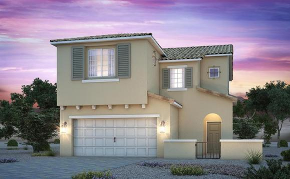 Residence 2259 Medit:Residence 2259 | Mediterranean Elevation