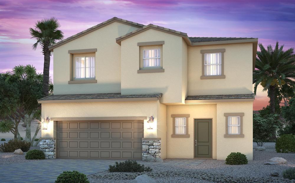 Residence 1759 tusca:Residence 1759 | Tuscan Elevation