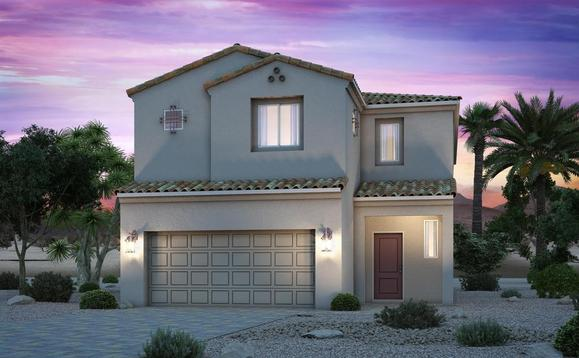 century-communities-:Residence 2308 | Santa Barbara Elevation