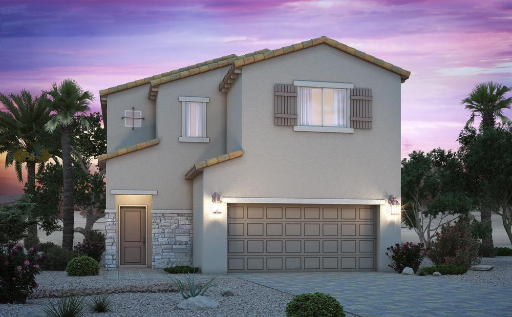 century-communities-:Residence 2605 | Tuscan Elevation