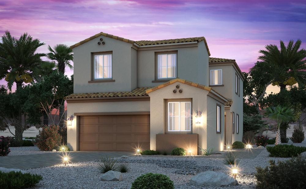 Century communities:Residence 2505 | Andalusian Elevation