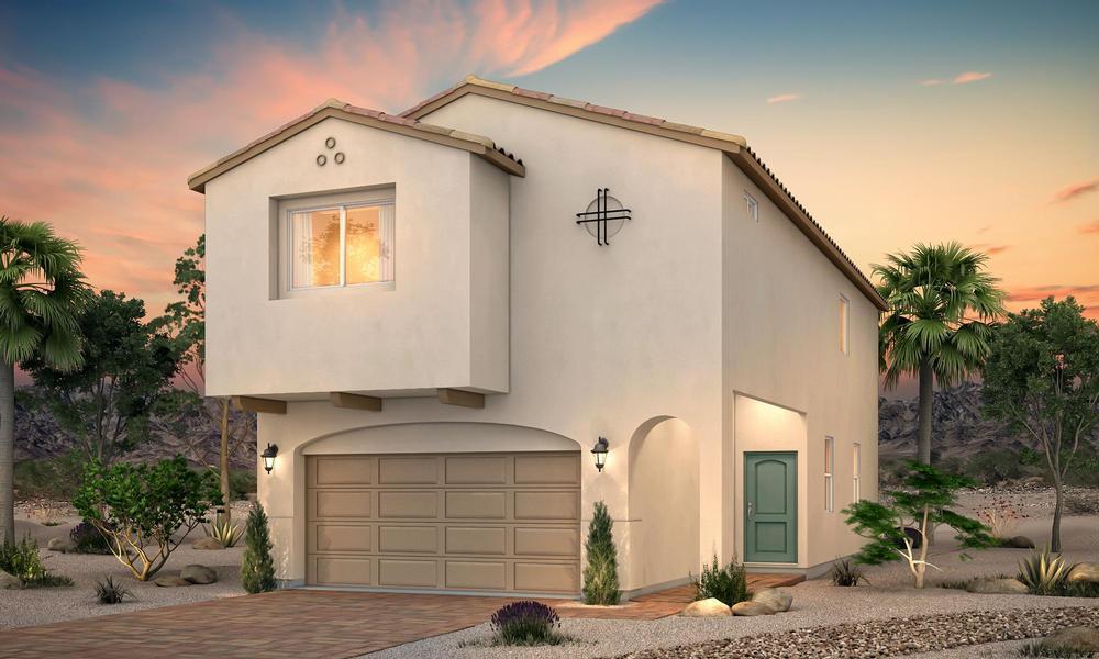 Craig Ranch Mojave C:Santa Barbara