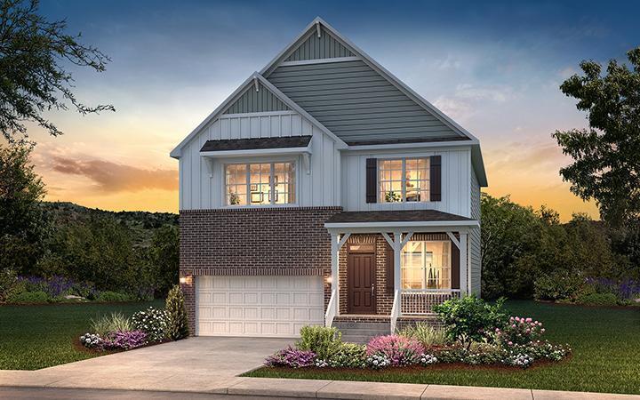 Madison C New homes
