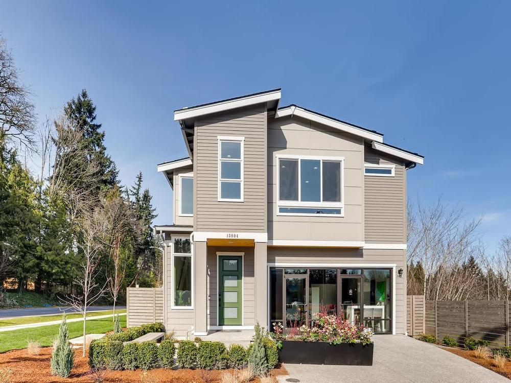 Exterior:The Radcliff - Model Home Lot 29