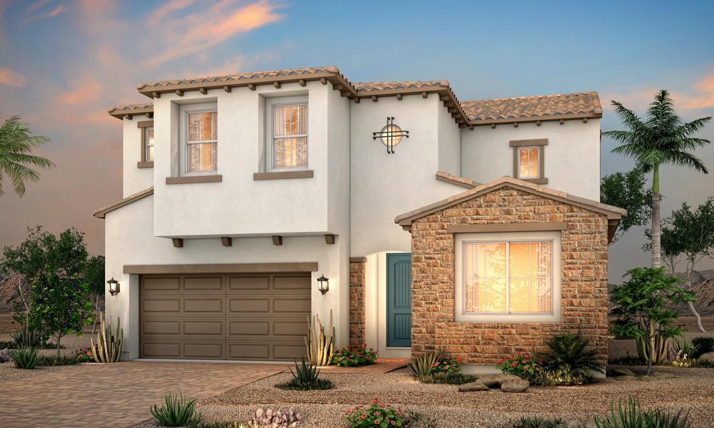 Exterior:Residence 3609 | Santa Barbara elevation