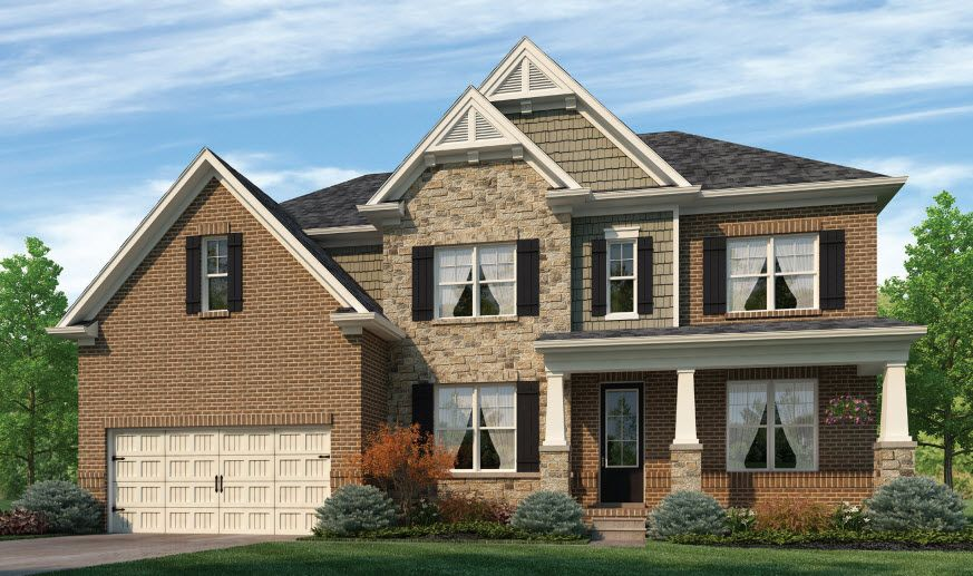 Westfield by Chafin Communities:Elevation B