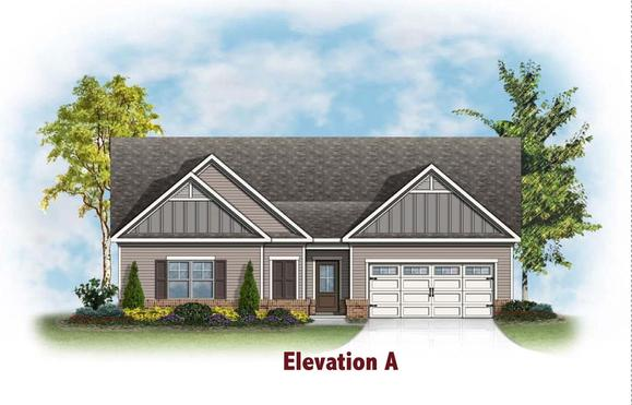 The Avalon:Elevation A