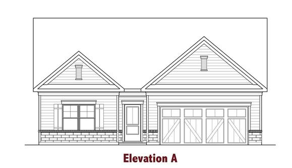 The Avery by Chafin Communities:Elevation A