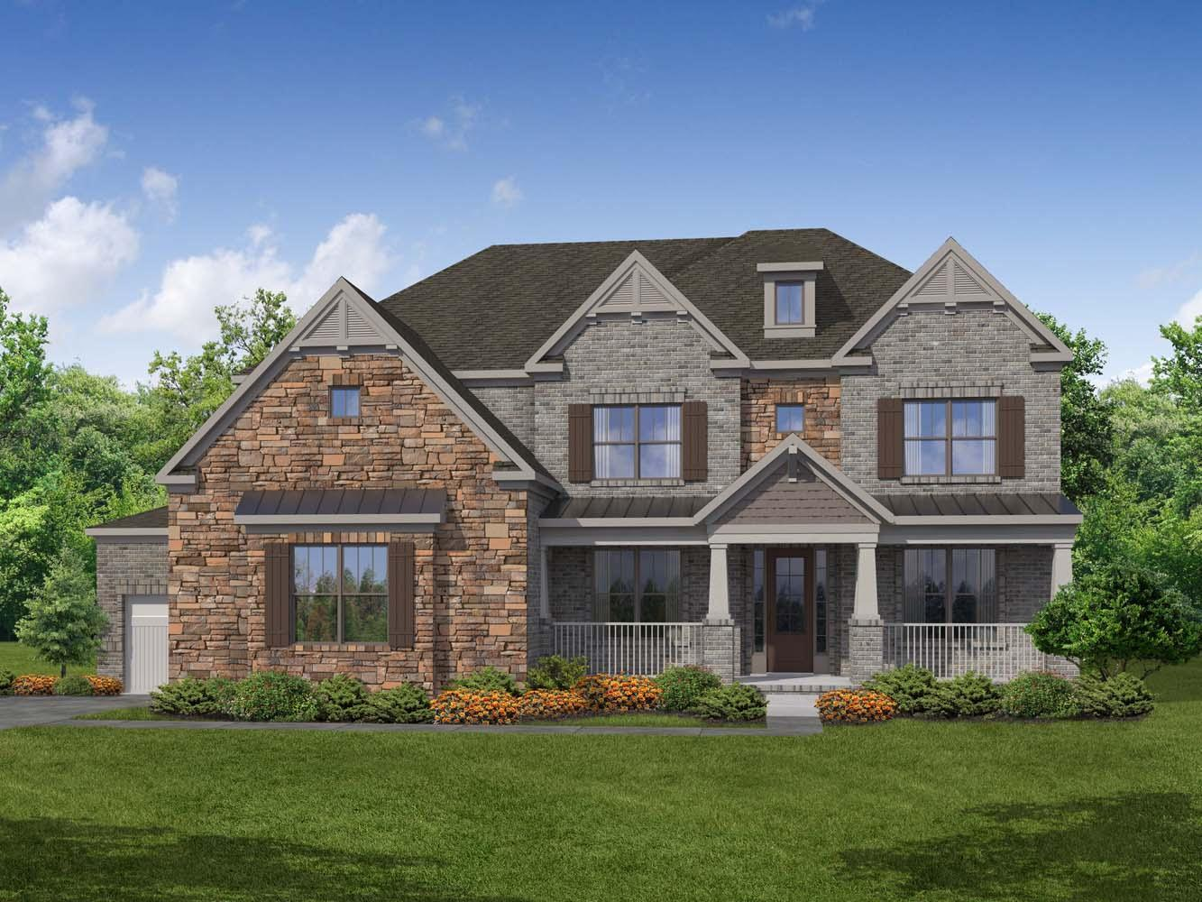 The Castleberry by Chafin Communities