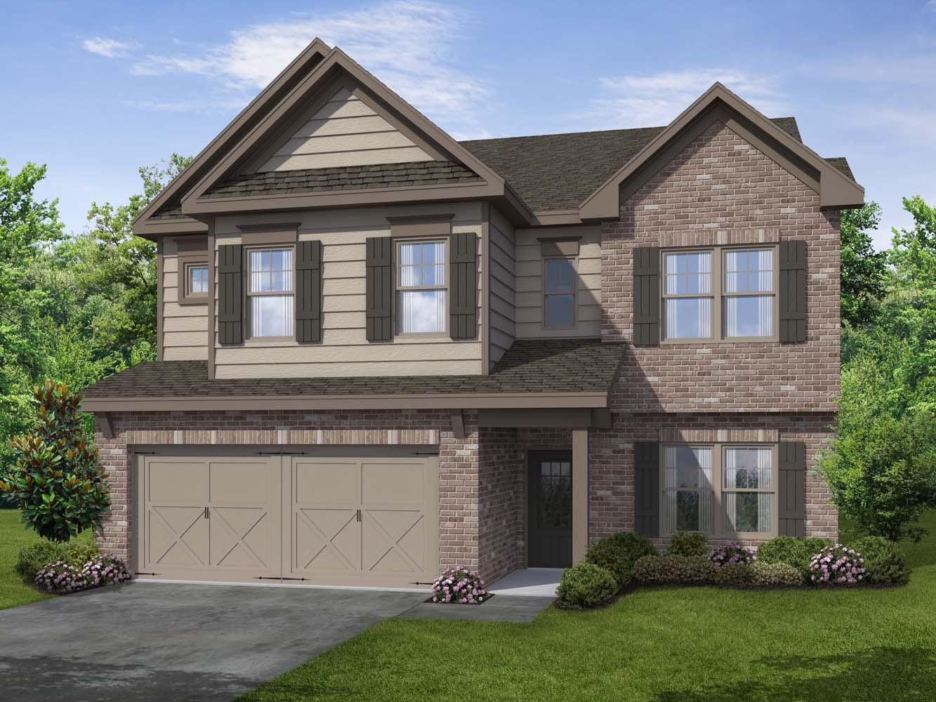 The Connor II by Chafin Communities